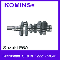 12221-73G01 Engine F6A Suzuki Crankshaft