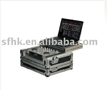 DJ mixer Cases - RKGSRMX Hercules DJ Console RMX and steel case
