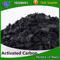 acid washed reactivated activated carbon black chlorine removal in water purification