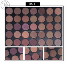 Cruelty free 35 colors palette eyeshadow cosmetic distributor wanted eyeshadow makeup for resale