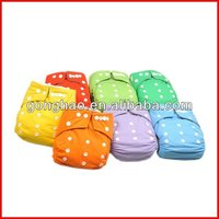 2013 new famicheer bamboo carbon cloth diaper