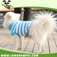 2016 New Knitted Pattern Pet Dog Clothes Plain Puppy Dog Sweater