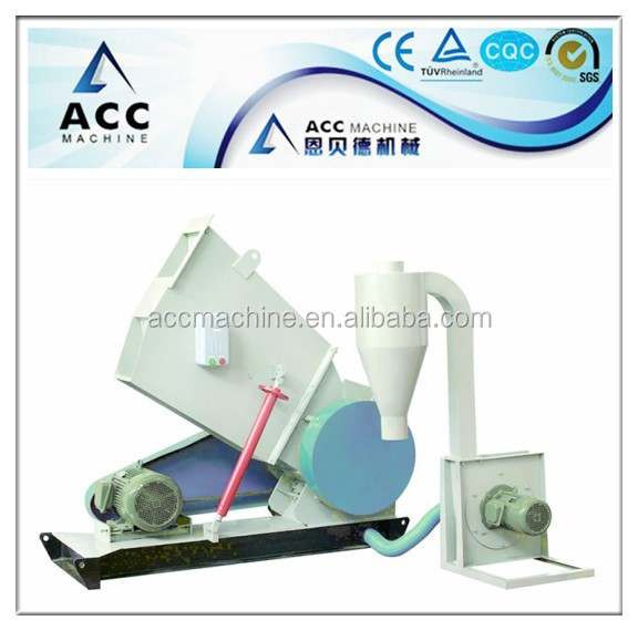 Plastic PVC Pipe Crusher Equipment