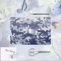 OEM Full Protective Vinly Anti Scratch Removable Waterproof Paster Camouflage Camo for Apple Macbook Pro Air Retina 13 inch