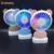 Colorful LED Light battery mini handy fan air conditioner portable handheld fan