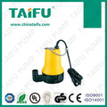 TAIFU brand DC oilless motor 12V 24V plastic portable submersible water pump for fishing pool