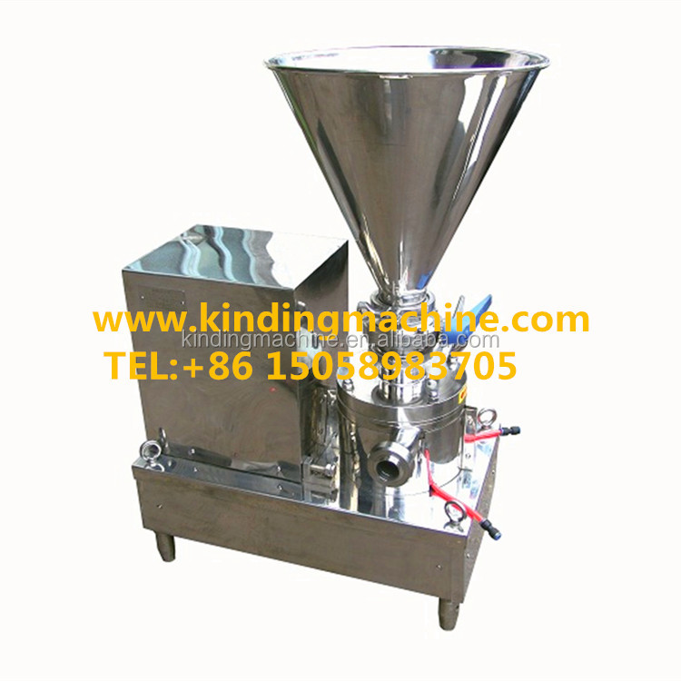 Stainless steel water/liquid and powder/solid mixer for food, chemical, dairy
