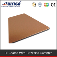 Alusign decorative vinyl siding panel