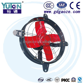 New Type FC Semicircle Industrial Wall Exhaust Fan