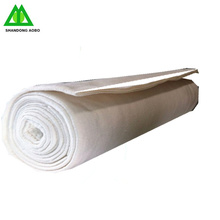 Thermal Bonded polyester cotton wadding /padding for filling material