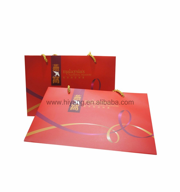 Factory customized cheap printed shopping bags
