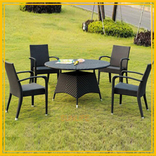 2017 New Design garden Comfortable Table Chair Sets