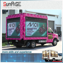DIP/SMD p6mm p8mm p10m Rental Truck Mobile Led Display Original Big Factory Support Oem With Germany Tuv Lab Ce Rosh