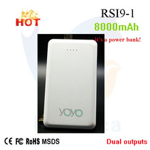 real capacity 22000mah power bank power bank for porsche with low price RSI9-1
