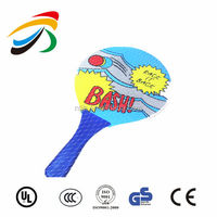 Brand new wooden beach tennis racket with Cheap price