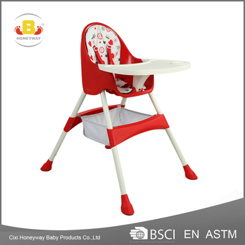multifunctional high baby chair passed EN14988 certificate & baby product