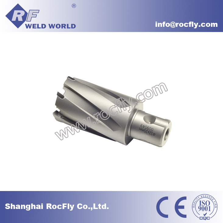 TCT Annular Cutter with One-touch Shank