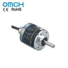 H-JSP3806 Series 10 Bit Absolute Rotary Encoder 38mm Outer Diameter