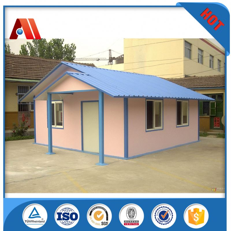 prefabricated container house for modular hotel