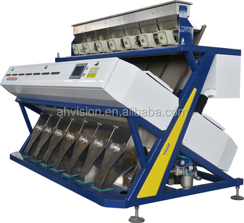 VSEE Manufactured CCD camera RGB seeds optical sorting machine
