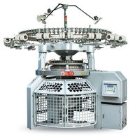 Automatic Shearing Fabric Loom Circular Knitting Machine