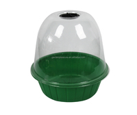 Garden Plastic Seed Tray/Bell Cloches