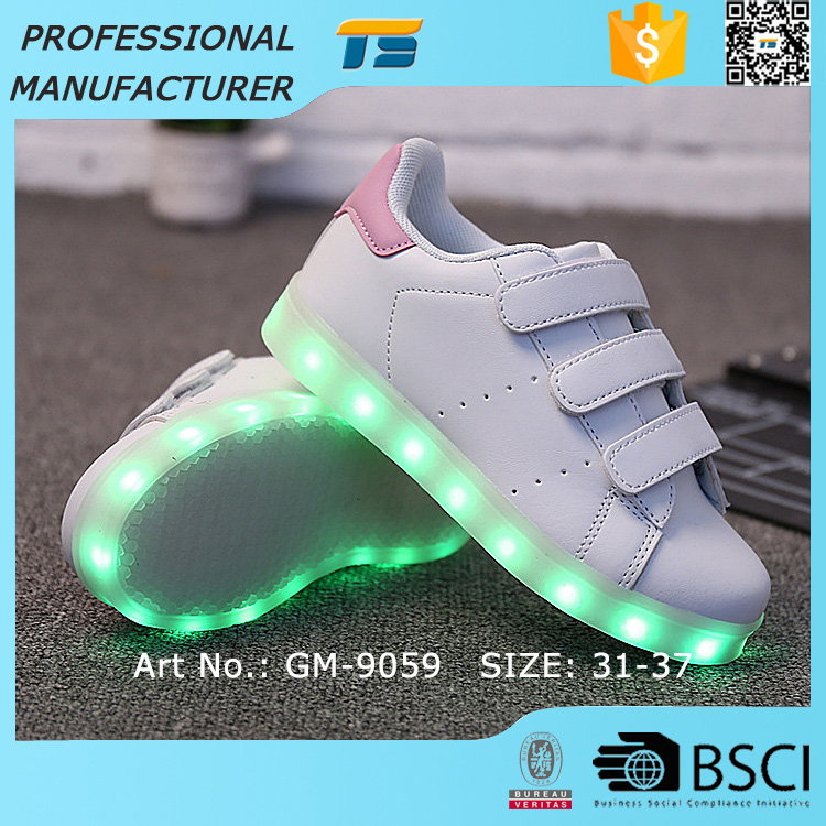 Shoes Led Boys Light Up Shoe Scarpe Led