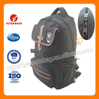 Multi-function 2016 latest fashion laptop backpack lightweight laptop bag