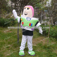 2013 super buzz lightyear mascot costume