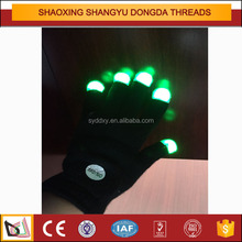 Led gloves display stand