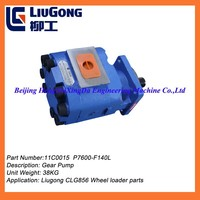 Supplier for Permco pump 11C0015 Gear Pump Liugong ZL50C Wheel Loader parts