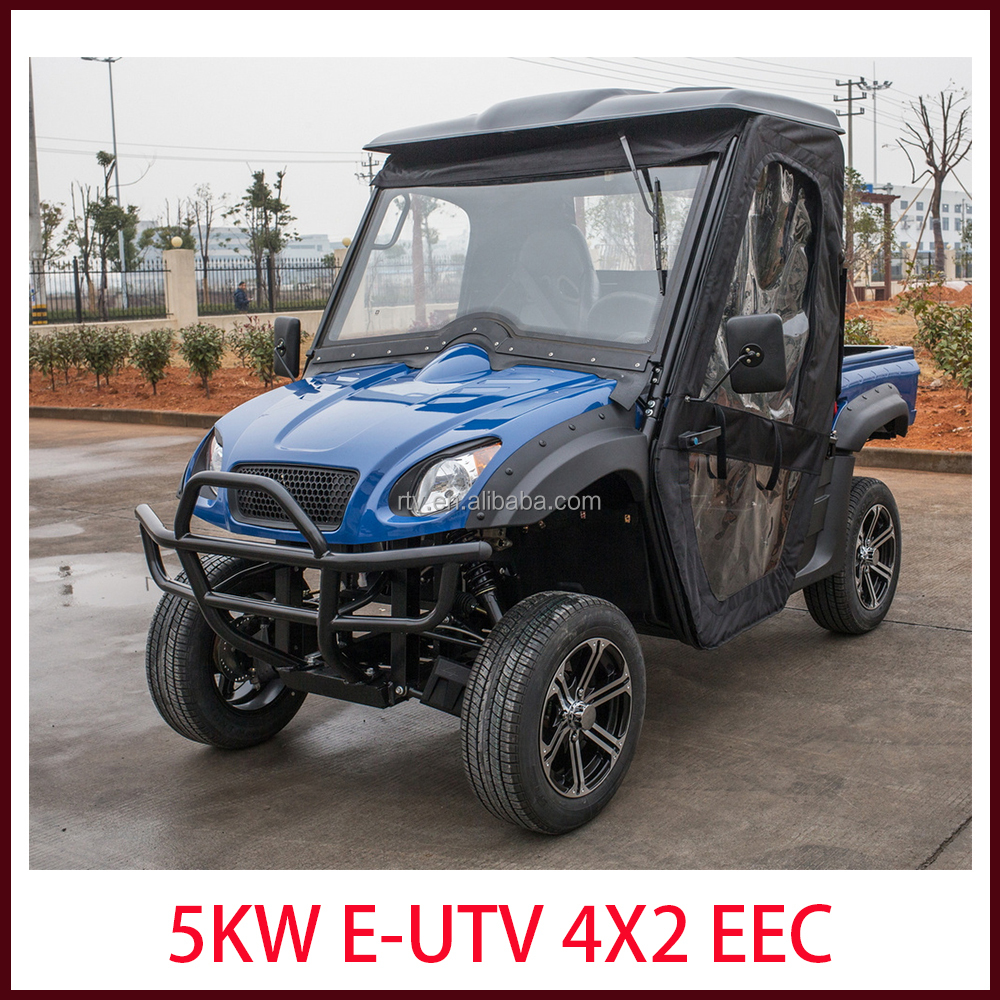 EEC 5KW 4x4 Electric UTV