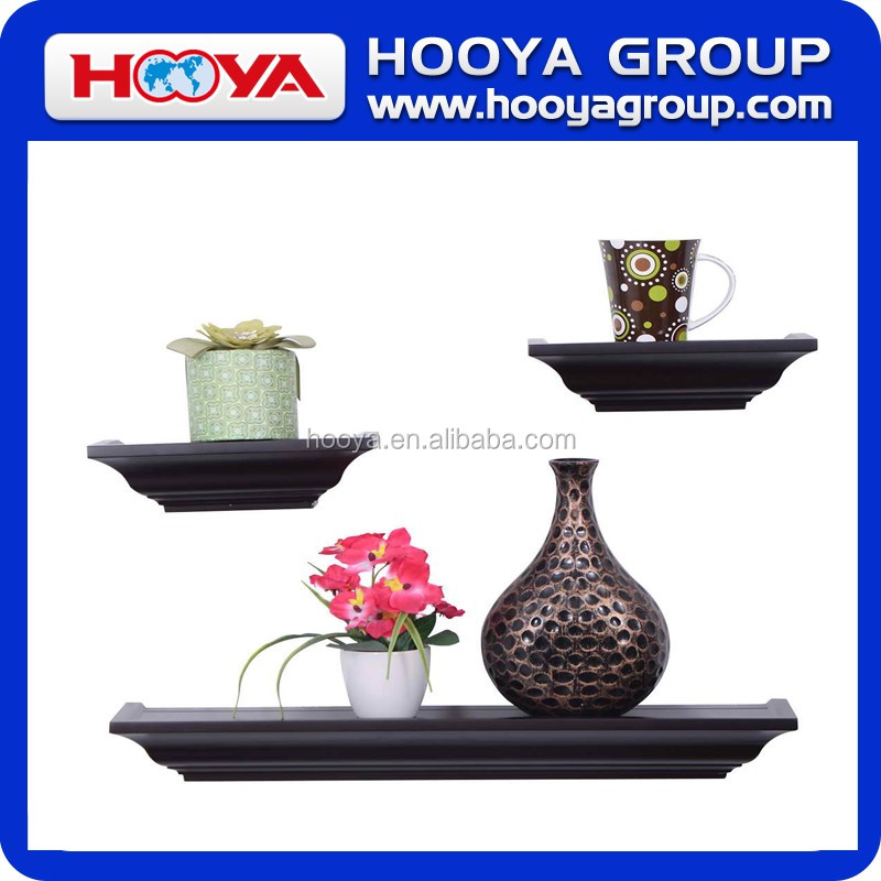 Brown Mantelpiece(one big two small),,small:25*7.5*12.5cm(depth) big:60*7.5*12.5cm(depth)