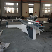 MJ6132TY Double Saw Blades sliding table saw