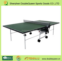 MDF table tennis table with cheap price standard size