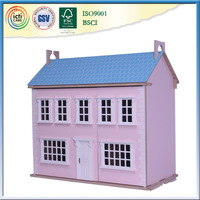 Log cabins wooden house best sale wooden educational toy for baby