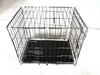 collapsible metal pet playpen