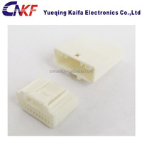 24 Pin male female Iso connector for Toyota