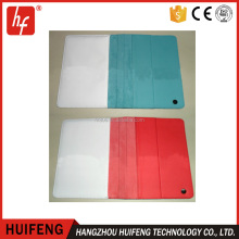 Shockproof PU sublimation blank Tablet stand laptop computer protective cover case PAD cover
