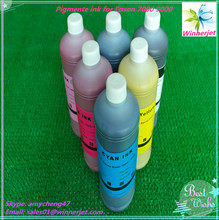 Alibaba China supplier new products hot pigment Ink For Epson 7000 7500 9000 9500 inkjet printer