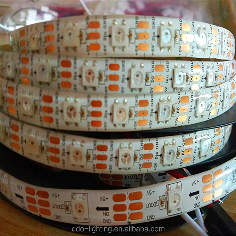ws2812b 60 led pixel strip with very cheap factory bottom price