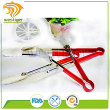New Product Food Grade Silicone BBQ Tongs