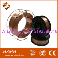 HSMH Coated Surface Treatment Copper Coated Welding Wire