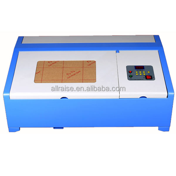 Acrylic Laser Engraving and Cutting Machine 40W K40 Laser Machine for Sale