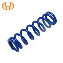 Flat Wire Nickel Alloy Industrial Custom Steel Coil Compression Spring