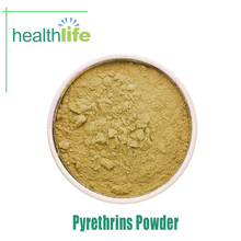 Hot Selling 100% Natural Pyrethrum Extract Pyrethrins Powder for Insecticide
