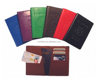 Genuine leather passport cover,passport case, passport holder