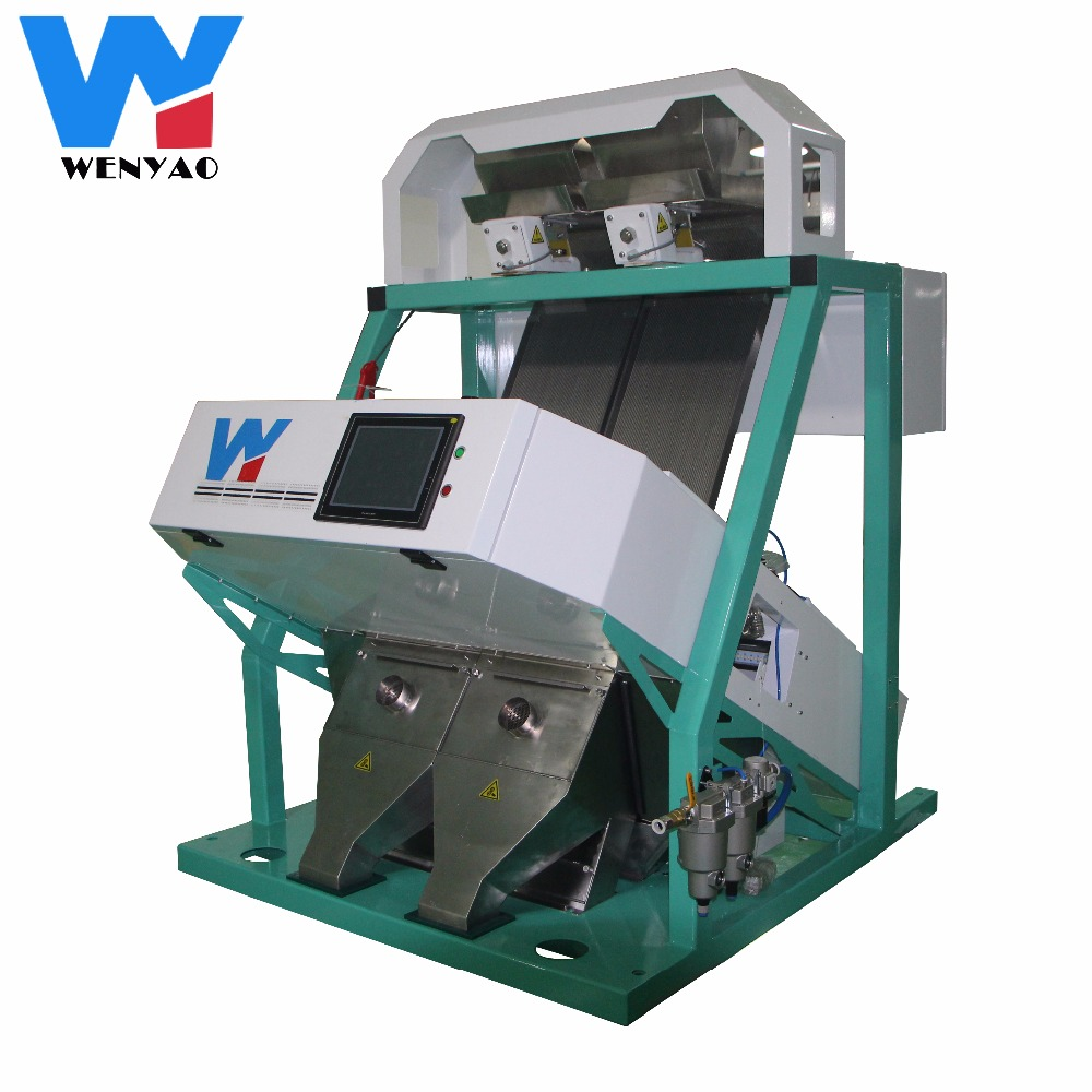 Thailand long rice color sorter/color sorting machine