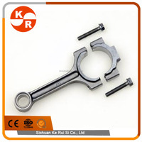 KR mitsubishi generator parts 05-10-G0118 custom connecting rod and length to stroke ratio connecting rod