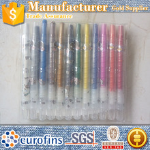 12 colors personalized fancy crayons mini grease twist crayons for children